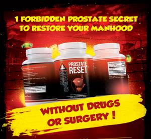 Prostate Reset